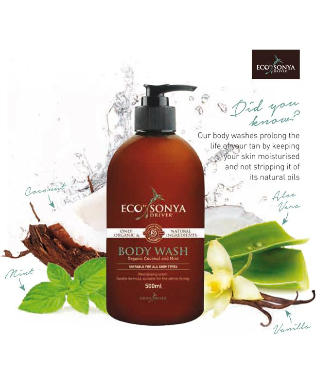 Body Wash - Eco Tan