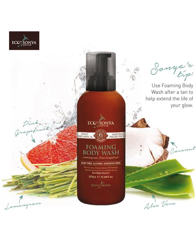 Foaming Body Wash - Eco Tan