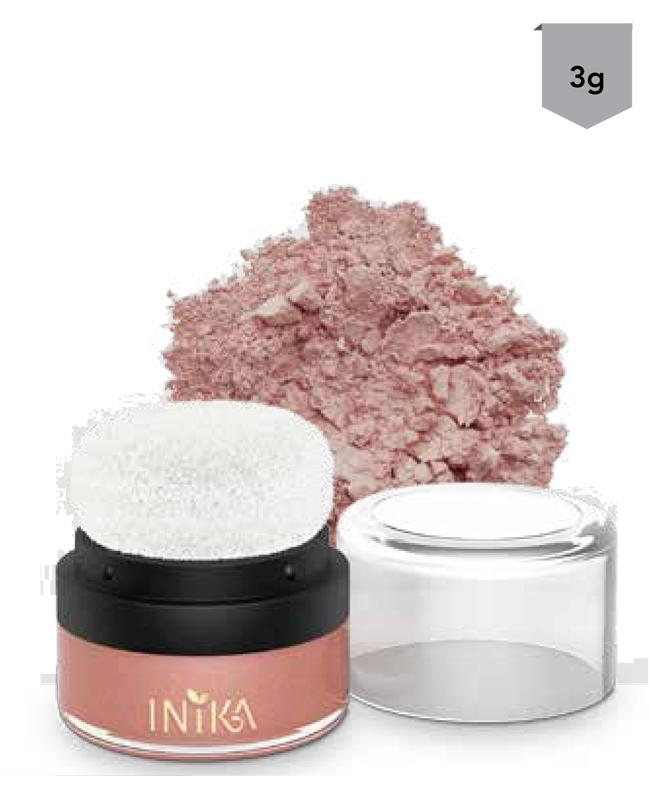 Mineral Blush Puff Pot
