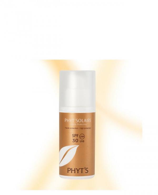 Alta protección solar enriquecida con vitamina E