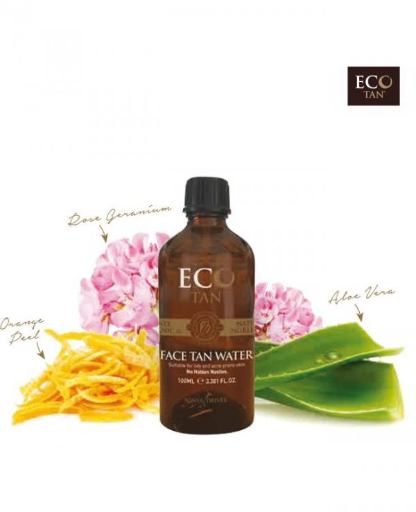 Face Tan Water - Eco Tan
