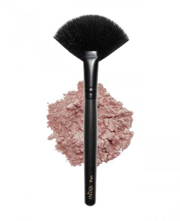 Vegan Fan Brush