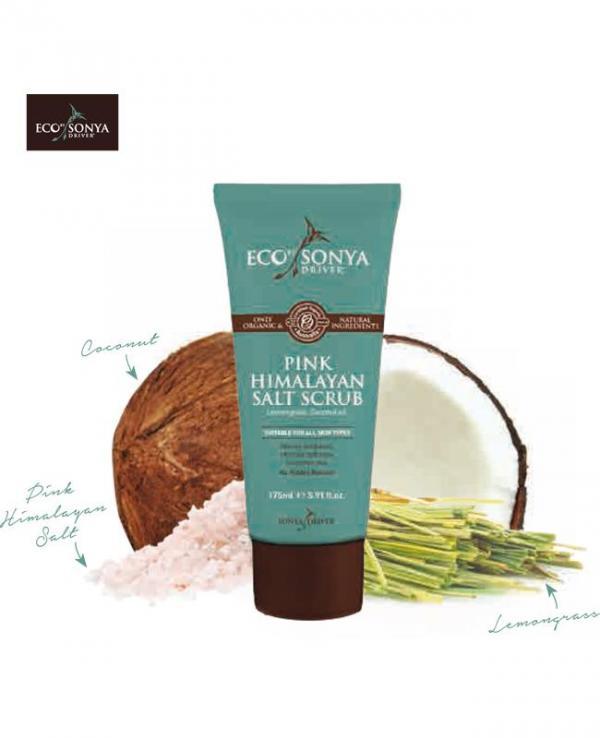 Pink Himalayan Salt Scrub - Eco Tan