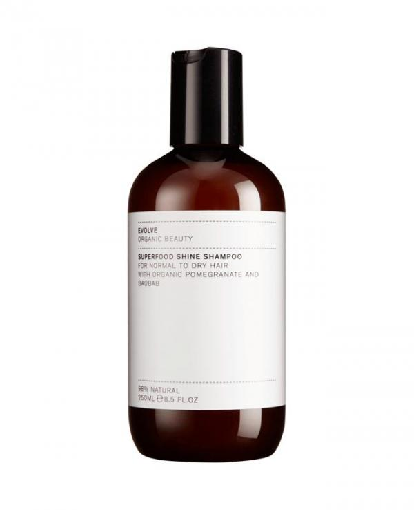 Superfood Shine Natural Shampoo